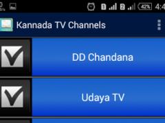 Kannada TV Channels 1.1 Screenshot