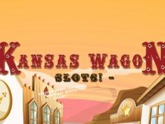 Kansas Wagon Slots! - Speedway Wheel Casino - Gorgeous games for FREE! 1.0.1 Screenshot