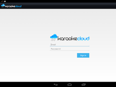 Karaoke Cloud 1.1 Screenshot