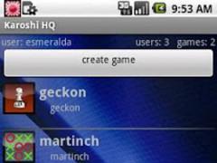 Karoshi HQ 1.0.3 Screenshot