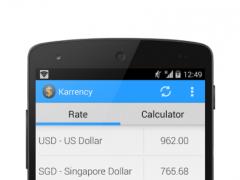 Karrency 1.5.0 Screenshot