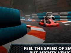 Kart Racing Rally Championship 3D Full 1.0 Screenshot