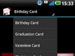 Kartu Ucapan 1.3 Screenshot
