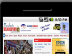 Kashmir Headlines 0.1 Screenshot