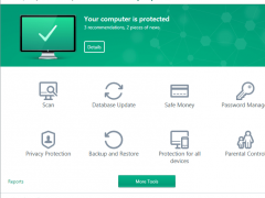 Kaspersky Total Security 2017 17.0.0.611 Screenshot