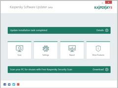 Kaspersky Software Updater 2.0.1.65 Screenshot