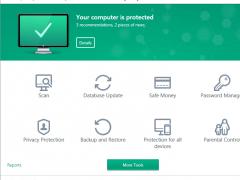 Kaspersky Total Security 2017 17.0.0.611 Screenshot