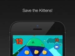 Kaspi Kitten - Free Arcade Game with bonus 2.0 Screenshot