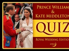 Kate Middleton and Prince William Free Quiz HD: Cool Trivia about Princesses, Princes and the Royal Wedding 1.0 Screenshot