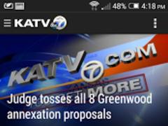 KATV Channel 7, Little Rock 2.0.8 Screenshot