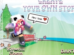 Kawaii Chan Dante Couple Skins For Free Download - Skin para minecraft pe kawaii