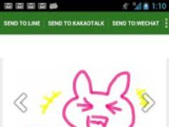 Kawaii Stickers(Old) 0.4.5 Screenshot
