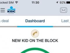 KBC DriveSafe 1.0.1 Screenshot