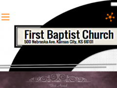 KC First Baptist Church 4.5.0 Screenshot