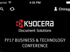 KDA FY17 Conference 1.0 Screenshot