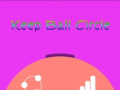 Keep Ball Circle 1.1 Screenshot