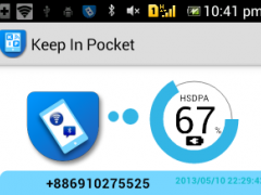 Keep In Pocket (Remote Tether) 1.4 Screenshot