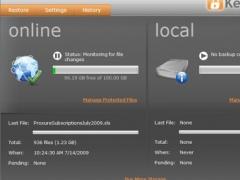 KeepVault 4.20 Screenshot