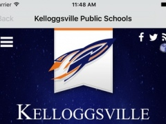 Kelloggsville Public Schools 1.0 Screenshot