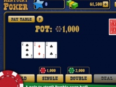 Kentucky Poker 1.0 Screenshot