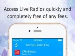 Kenya Radio Pro 1.0.2 Screenshot