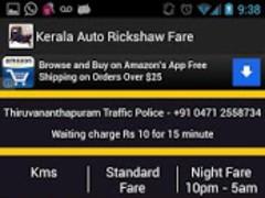 Kerala Auto Rickshaw Fare 1.0 Screenshot