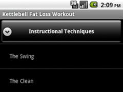Kettlebell Fat Loss Workout 1.1 Screenshot