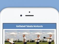 Kettlebell Tabata Workouts 1.0.1 Screenshot