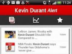 Kevin Durant Alert 1 Screenshot