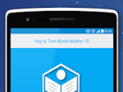 Key & Textbook Maths 10 (PTB) 1.4 Screenshot