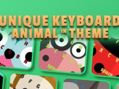 Keyboard – Animal Face : Custom Cute Amazon Color & Wallpaper Keyboard Design For Pet World Themes 1.0 Screenshot
