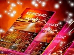 Keyboard for Huawei Ascend P2 1.279.13.87 Screenshot
