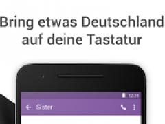 Keyboard for Me - Germany 1.0 Screenshot