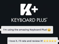 Keyboard Plus Big Keys 3.6 Screenshot