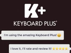Keyboard Plus Orange 3.6 Screenshot