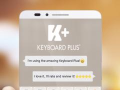 Keyboard Plus Type 3.6 Screenshot