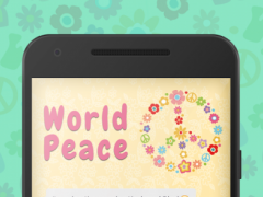 Keyboard Plus World Peace 1.0 Screenshot