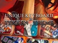 "Keyboard Wallpaper Themes Design ""for TEKKEN"" 1.0 Screenshot"