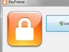 KeyFreeze 1.0 Screenshot