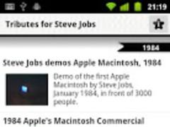 Keynotes of Steve Jobs 1.4 Screenshot
