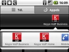 Keyyo VoIP 0.03-01 Screenshot
