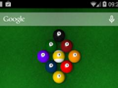 KF Billiards Live Wallpaper 1.2 Screenshot
