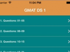 Khan Academy: GMAT Data Sufficiency 1 1.0.1 Screenshot