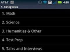 Khan Academy Player 0.3 Screenshot