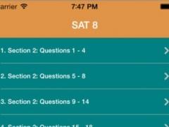 Khan Academy: SAT Test 8 1.0.1 Screenshot