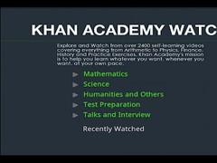 Khan Academy Watch(Unofficial) 1.4.0 Screenshot