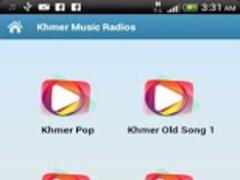 Khmer Music Radio 1.0 Screenshot