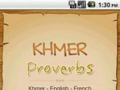 Khmer Proverbs 1.4 Screenshot