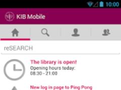 KIB Mobile 1.2.1 Screenshot