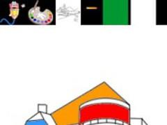 Kid Coloring, Painting (no ads 1.5.1 Screenshot